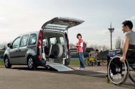 Wheelchair accesible vehicles